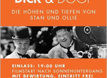 Open-Air-Kino Schloss Beilstein